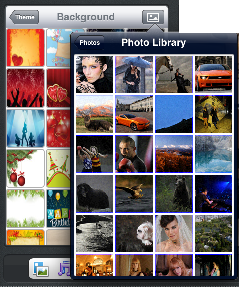 Photo slideshow director hd - more theme